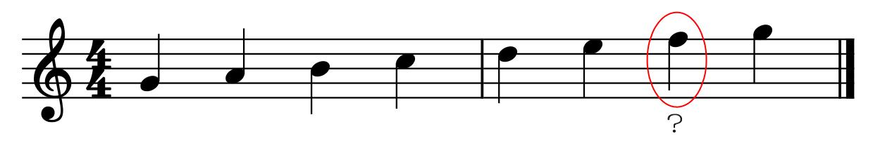 ソラシドレミファソ